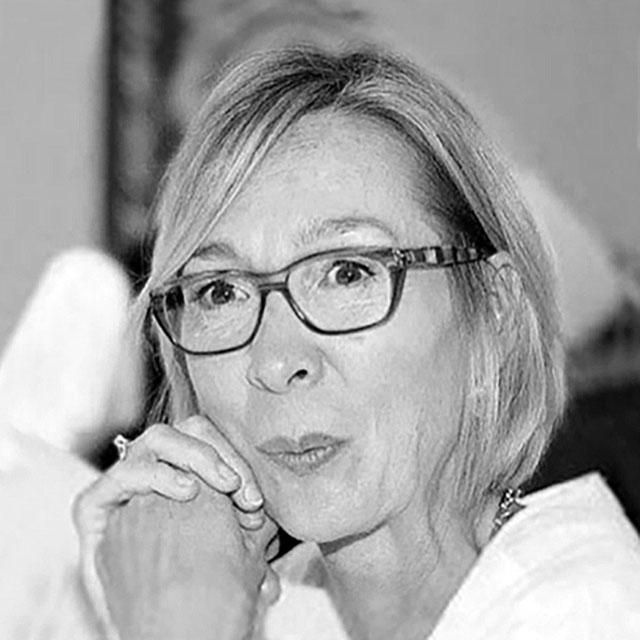 Vera De Glas - jurylid Textirama Foundation