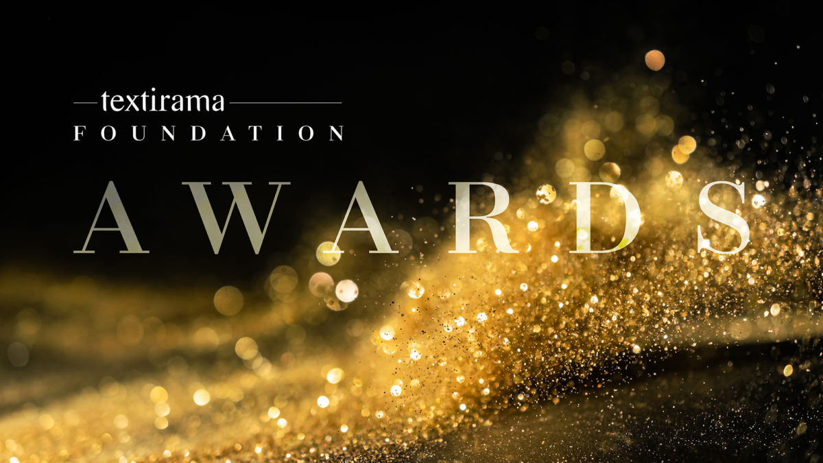 Textirama Foundation Awards